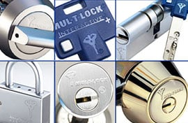 High Security Locks by locksmith on wheels