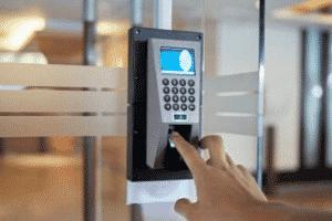 keyless electronic locks