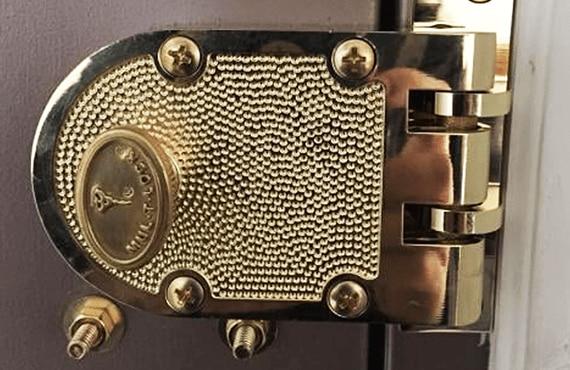lock installation Dublin