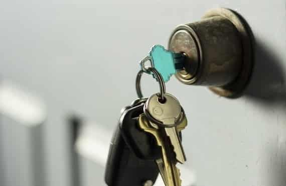stuck-key