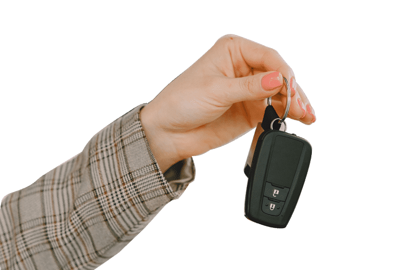mercedes key fob replacement